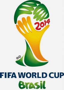 FIFA World Cup Brazil 2014 (official logo)